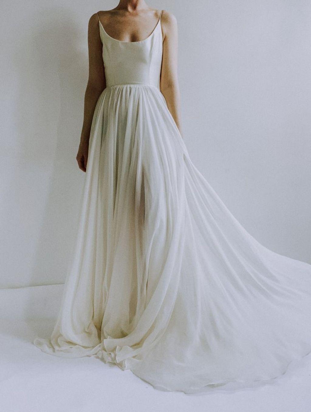 Leanne Marshall - Robe de mariée caraco