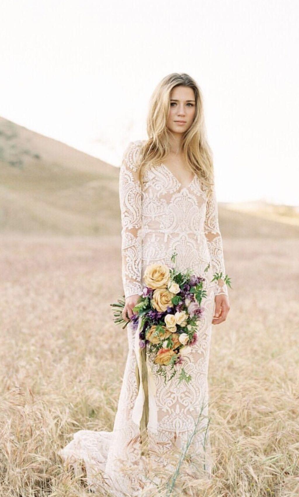 Tara Lauren - Robe de mariée Harlow
