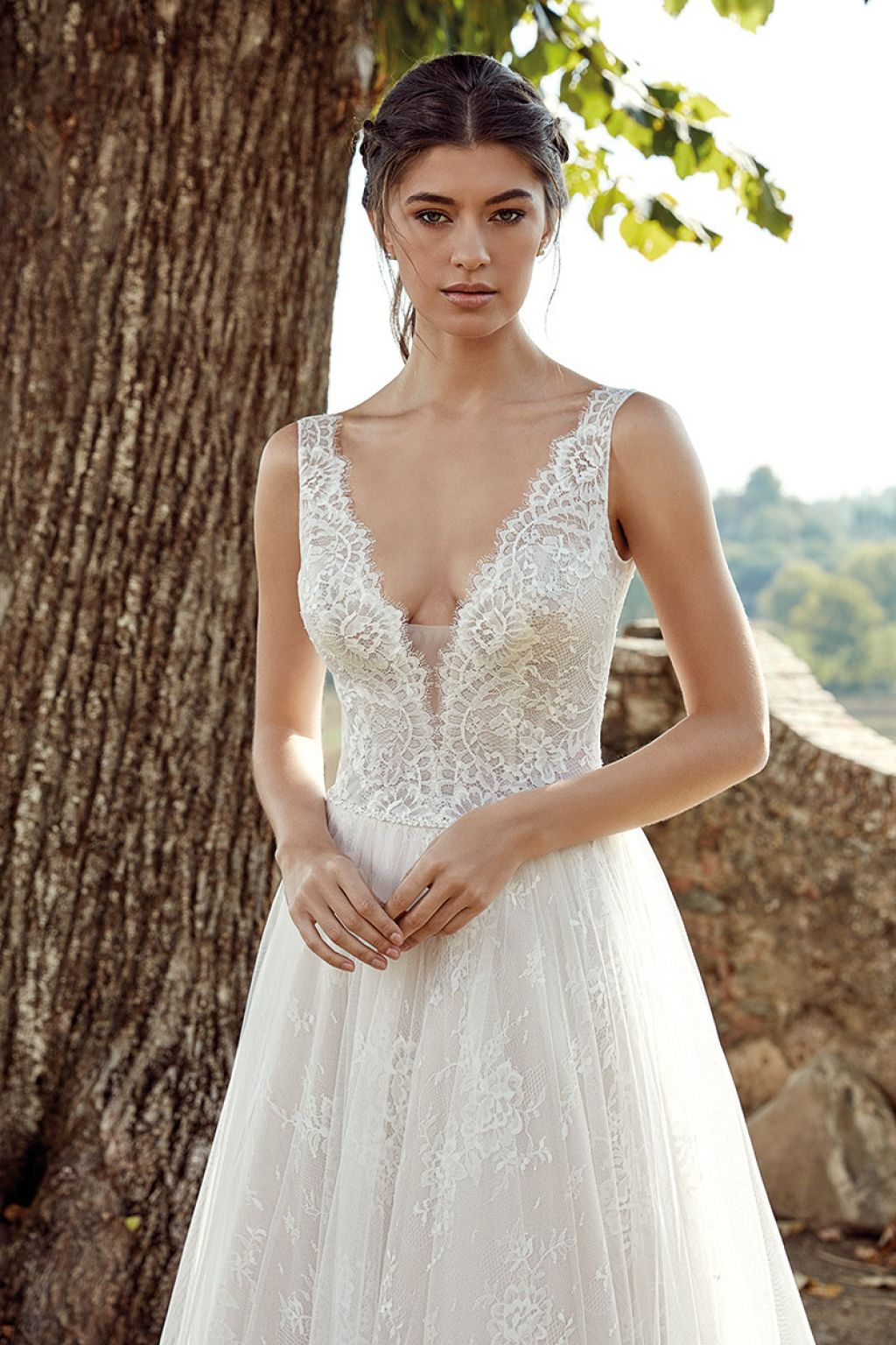Eddy K - 1222 robe de mariée