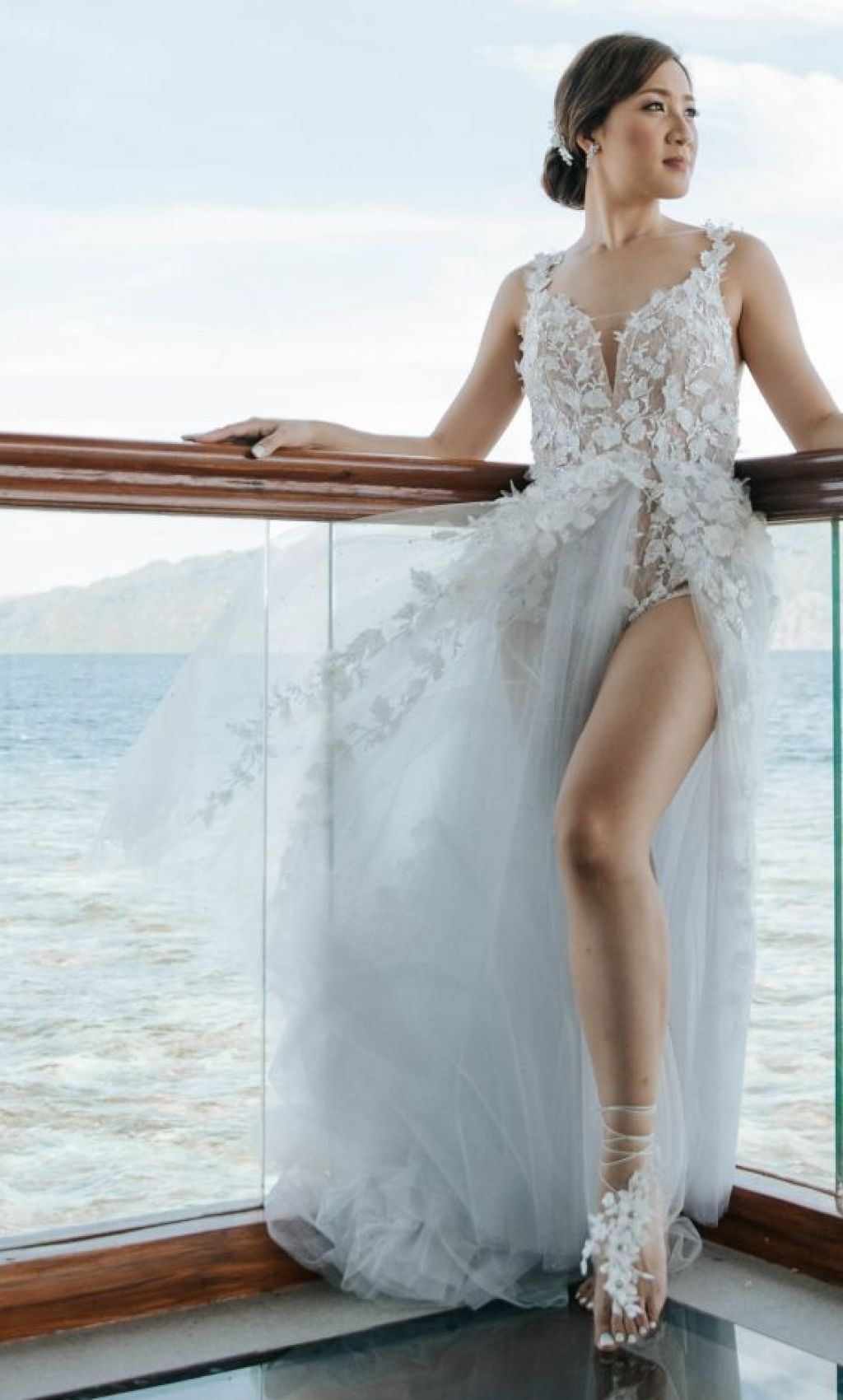 Robe de mariée personnalisée Patricia Santos