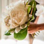 Le bouquet de fleurs parfait pour votre robe de mariée