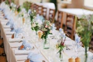 mariage classique et elegant