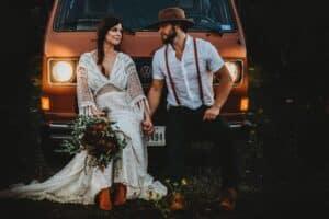 mariage rustique