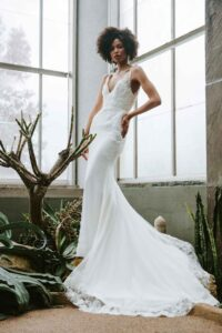 robe de mariee coupe empire