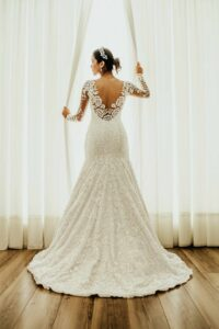 robe de mariee coupe sirene
