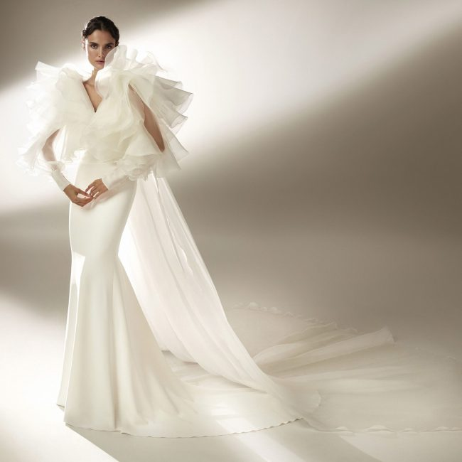 Robes de mariée Pronovias par saison